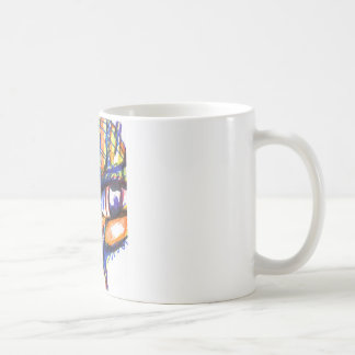 Intense Spirit Feline Coffee Mug