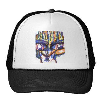 Intense Spirit Feline Trucker Hat
