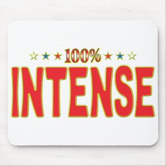 Intense Star Tag Mouse Pad