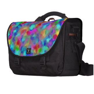 Intensely Hued Chromatism Commuter Bag