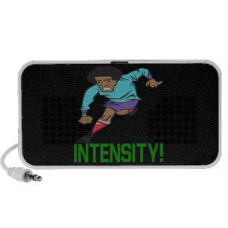 Intensidad iPod Altavoz