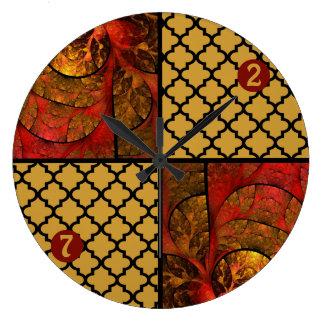 Intensidad Reloj De Pared