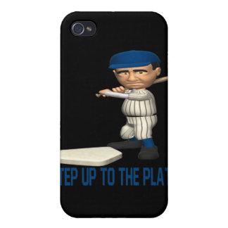 Intensifique a la placa iPhone 4/4S carcasa