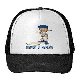 Intensifique a la placa gorras de camionero