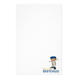 Intensifique a la placa papeleria personalizada