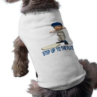 Intensifique a la placa ropa de perros