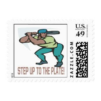 Intensifique a la placa sello