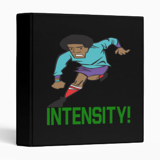 Intensity Binder