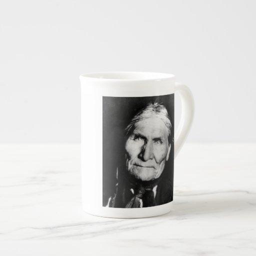 'Intensity de Geronimo Taza De Porcelana