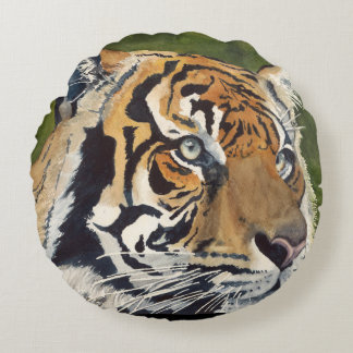 Intensity Round Pillow