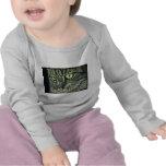 Intenso - arte del gato camiseta