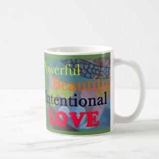 Intentional and Inspiring Coffee Mug