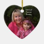 Intentional Conscious Parenting X-Mas Ornament