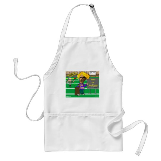 Intentional Grumbling Adult Apron