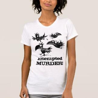 ¡Intento de asesinato! El decir divertido del Camisas