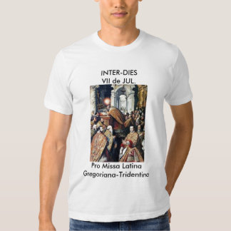 INTER-DIES favorable Missa Latina Polera