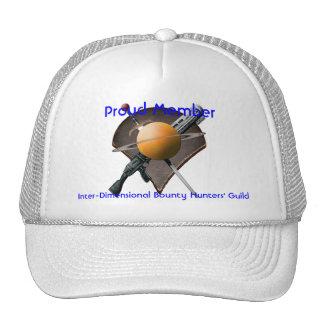 Inter-Dimensional Bounty Hunters' Guild hat