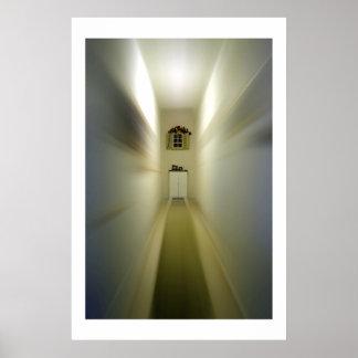 Inter-Dimensional Corridor Poster