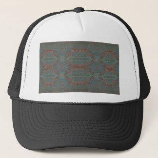 Inter Stellar Grid Trucker Hat