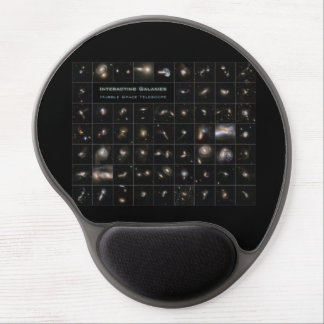 Interacting Galaxies (59) Gel Mouse Pad