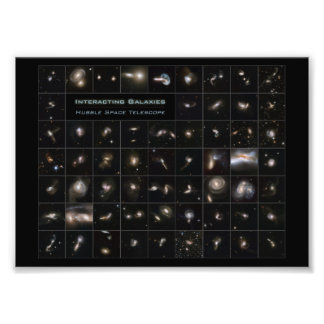 Interacting Galaxies (59) Photo Art