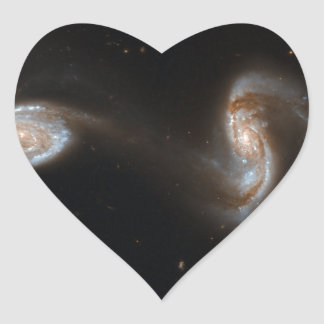 Interacting Galaxies Sticker
