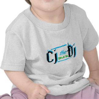 Intercambio de la aguamarina de CJ Camisetas
