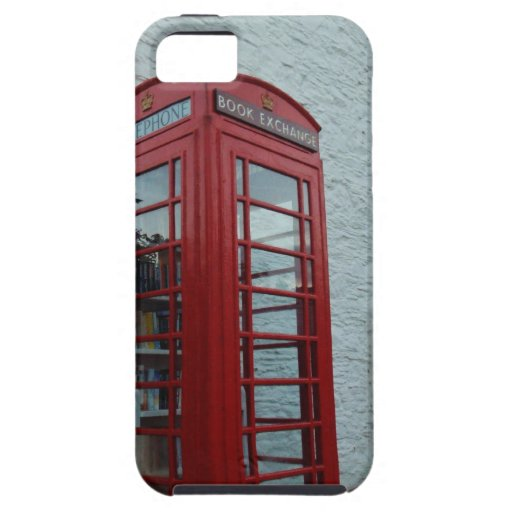 Intercambio de libro de Phonebox iPhone 5 Case-Mate Protectores