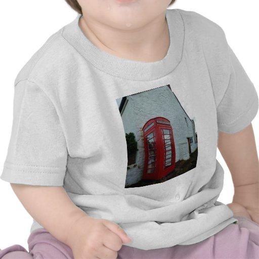 Intercambio de libro de Phonebox Camisetas