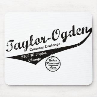 Intercambio de moneda de Taylor Ogden Tapete De Raton