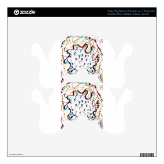 Intercellular Command and Control PS3 Controller Skins