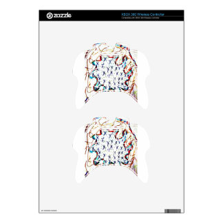 Intercellular Command and Control Xbox 360 Controller Decal