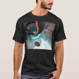 Interception Abstract T-Shirt