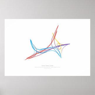 Interchange Choreography: Toronto, ON, CA Poster