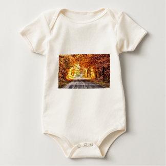 Interchange of Light and Colour Baby Bodysuit