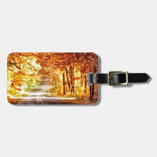 Interchange of Light and Colour Bag Tag