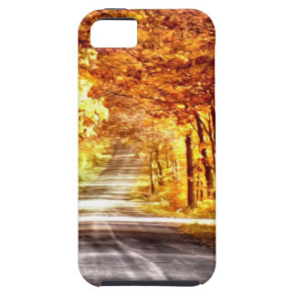 Interchange of Light and Colour iPhone SE/5/5s Case