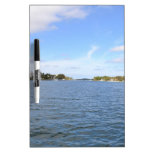Intercoastal Waterway Dry Erase Board