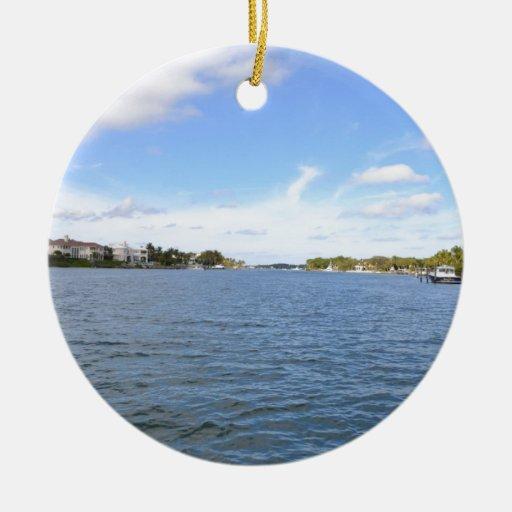 Intercoastal Waterway Ornament