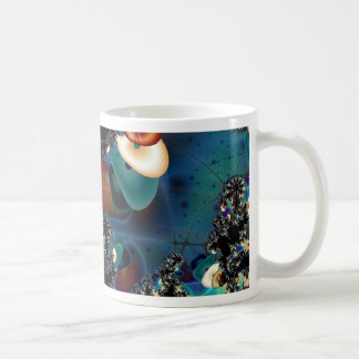 Intercosmic Aegis Classic White Coffee Mug