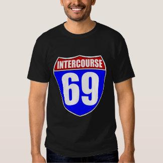 Intercourse 69 dresses