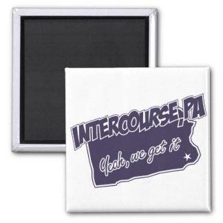 Intercourse Get It Magnet