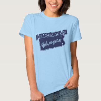 Intercourse Get It T Shirt
