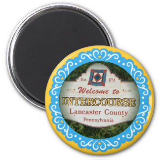 Intercourse Pa. Lancaster Amish Country Magnet!