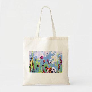 Interdimensional Transcendental Hop Tote Bag