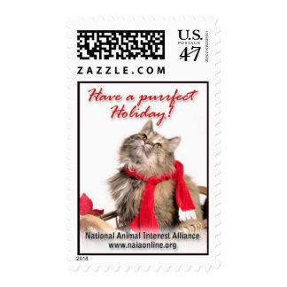 Interés animal nacional Alliance Sello Postal