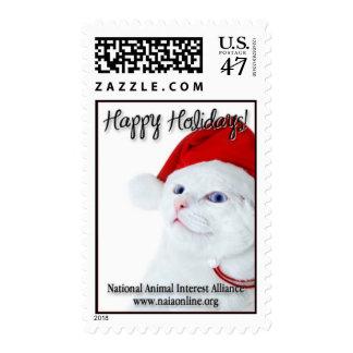 Interés animal nacional Alliance Timbre Postal