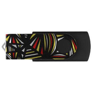 Interesting Brilliant Colorful Cool Swivel USB 2.0 Flash Drive