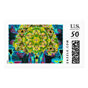 Interesting looking tree of life postage (<em>$25.25</em>)