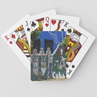 Interesting Places to See in Cuba Playing Cards